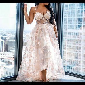 Nichole Lynel NL Boutique Field of dreams dress